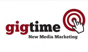Gigtime New Media New Logo